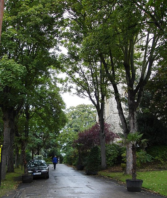 Brenchley Gardens, Maidstone