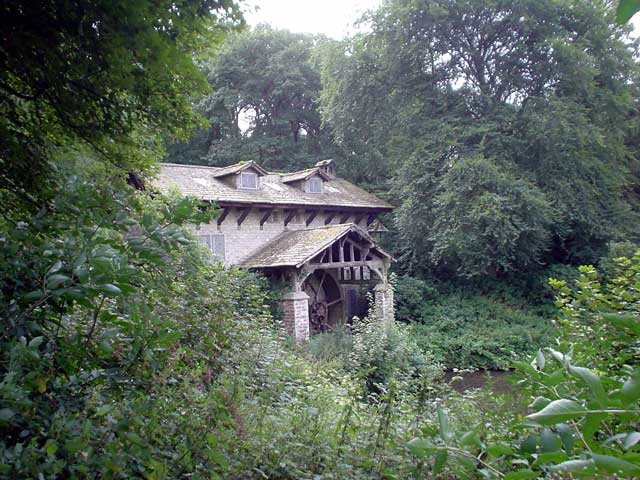 The Old Mill, Osmaston Park