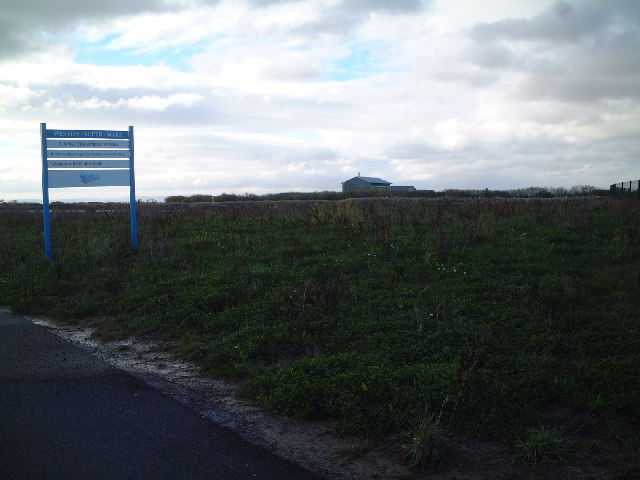 Weston-Super-Mare Sewage Treatment works