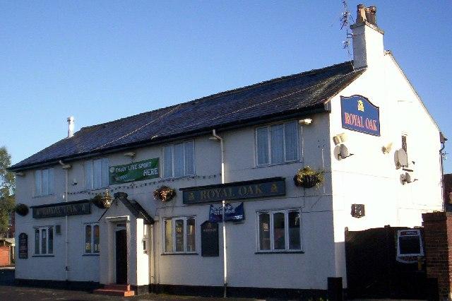 The Royal Oak, Westleigh, Leigh