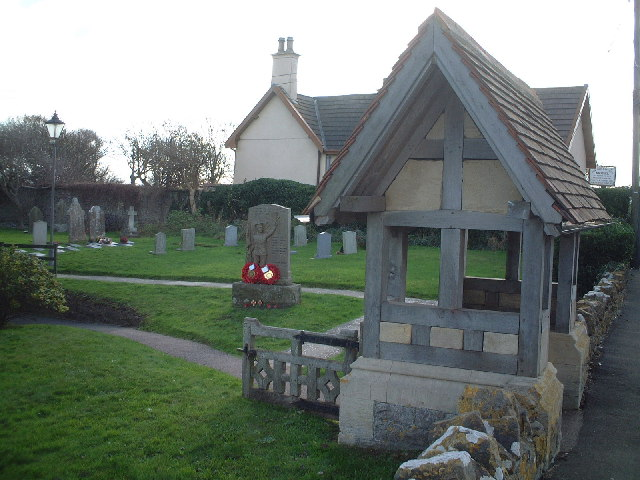 Lychgate of St Bridget's Anglican Church