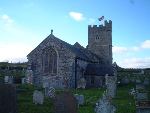 St Mary's Church Berrow