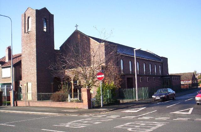 Holy Family Roman Catholic Church, Platt Bridge, Wigan