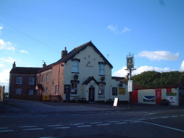 The Berrow public house