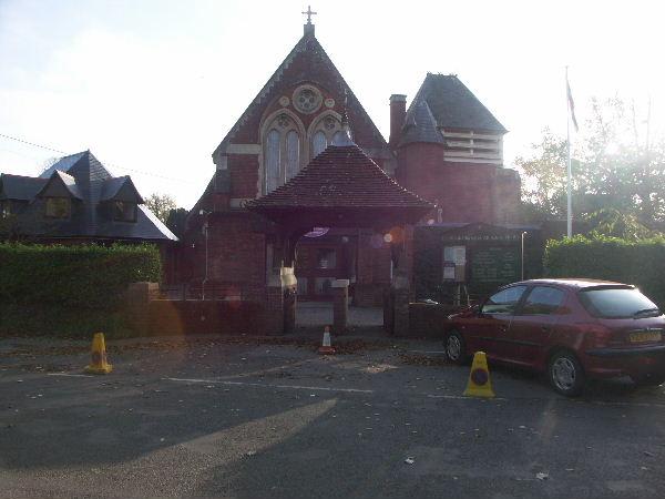 All Saints' Parish Church, Hordle, Hants