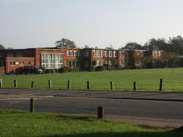 Priestslands School, Lymington, Hants.