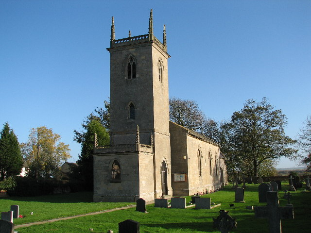 Saint Martins Church, Stubton