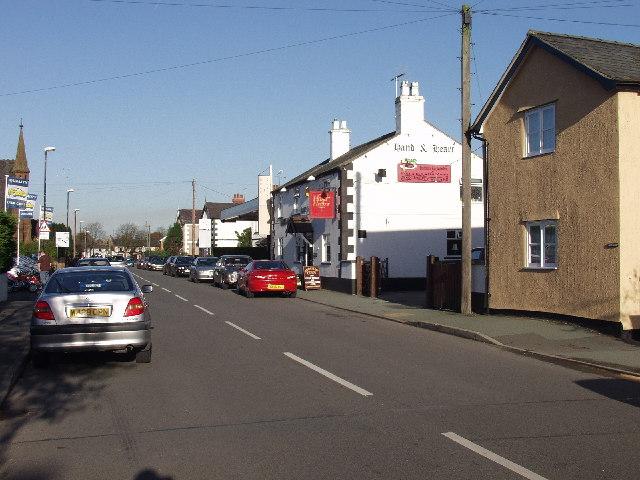 The main street Holt
