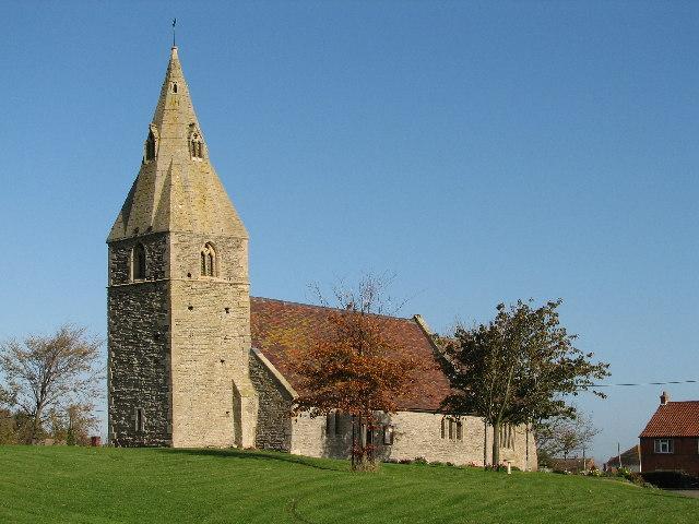 Saint James Church, Dry Doddington