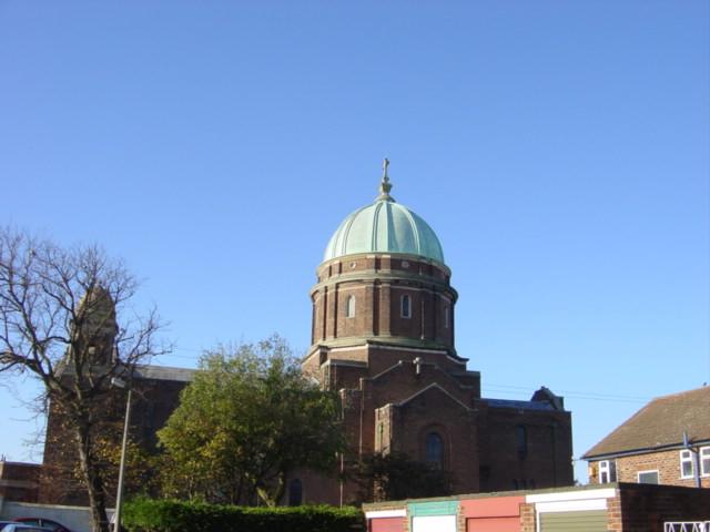 SS Peter and Paul Catholic Church, New Brighton