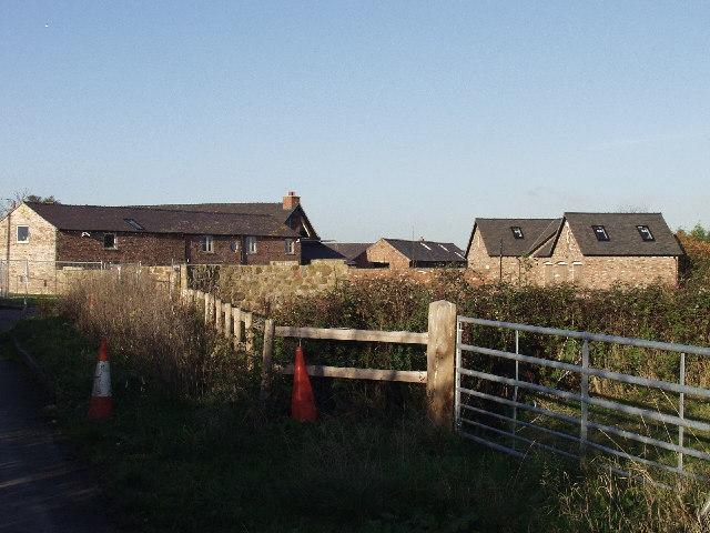 Trevalyn Farm near Rossett