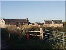 SJ3857 : Trevalyn Farm near Rossett by John Haynes