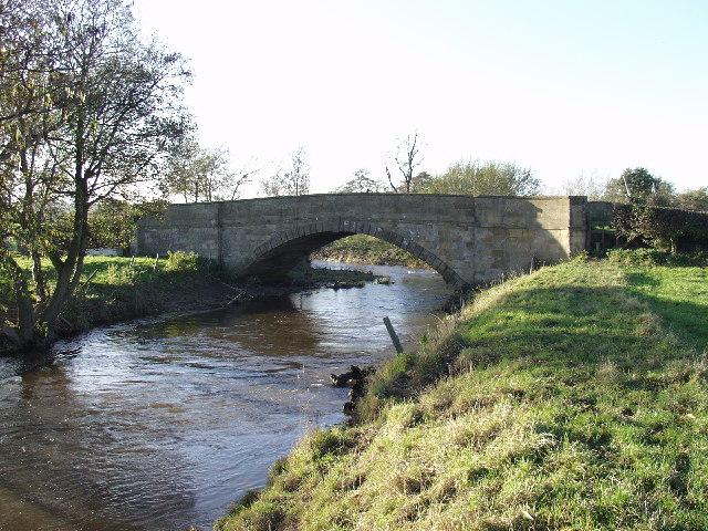 Cook's Bridge near Trevalyn