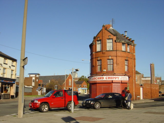 """The Chippy"" Liscard Village"