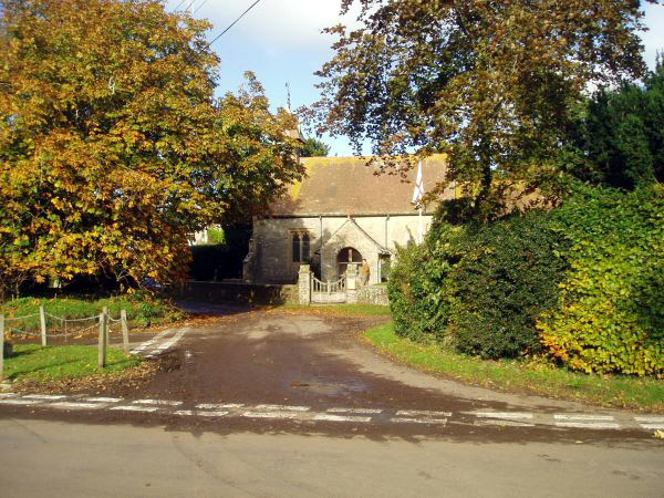 St Paul's Church at Hammoon