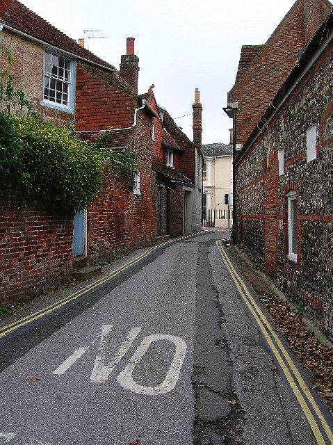 Rotten Row, Lewes