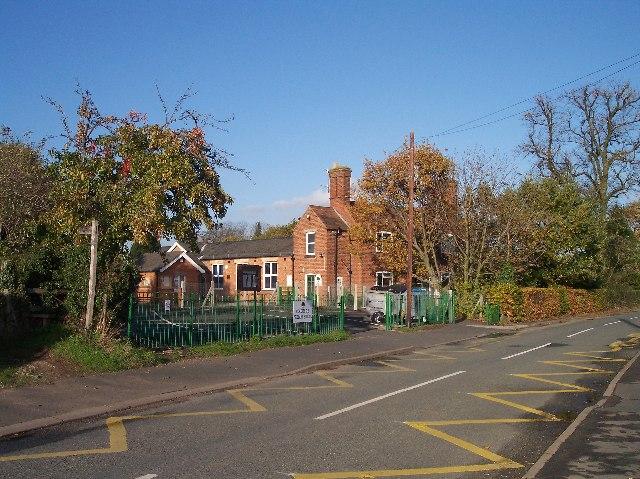 Claines C of E Primary School