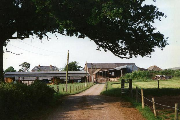 Milverton: Blagrove's Farm, Hillcommon