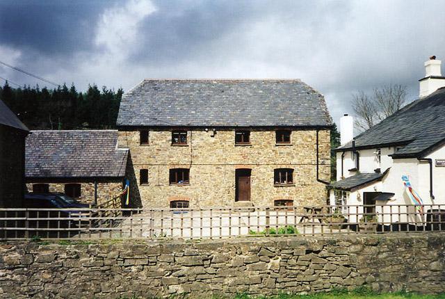 Okehampton: Brightley Mill