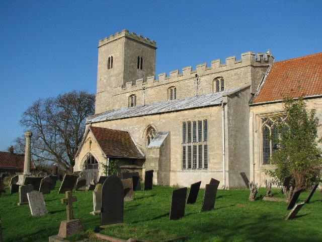 All Saints Church, Westborough