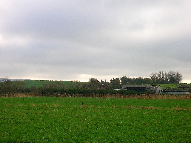 Rise Farm and Upper Rise, Lewes