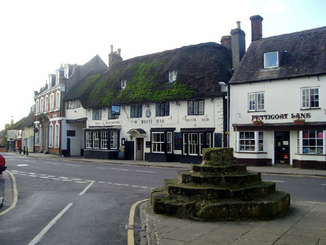 Market Cross at Sturminster Newton