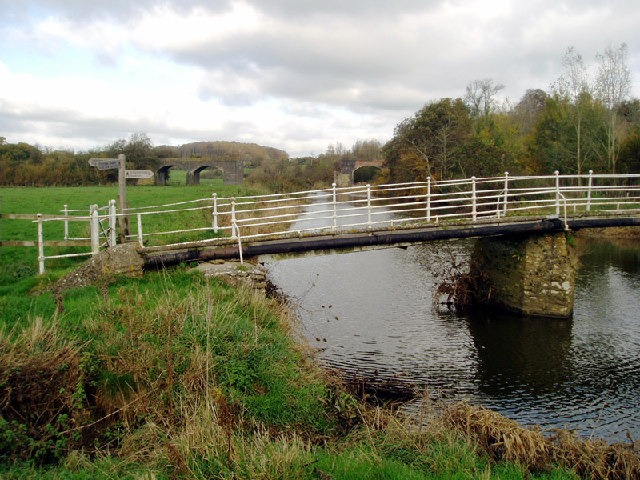 Colber Bridge at Sturminster Newton