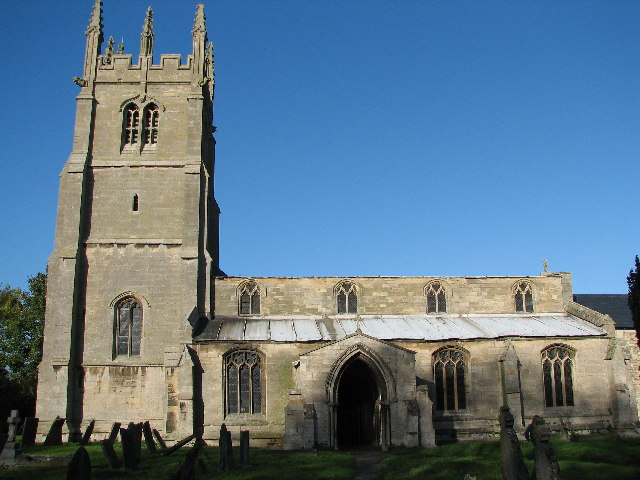 All Saints Church, Beckingham