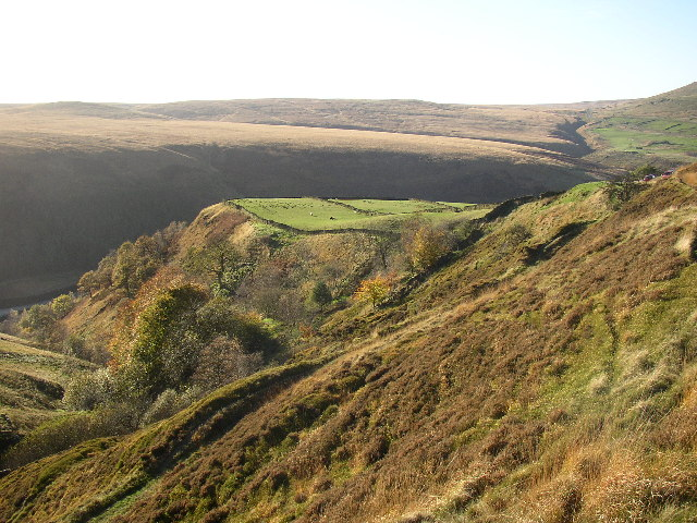 Naze Top, Marsden