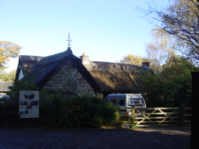 Tam O'Shanter Cottage, Bidston Hill