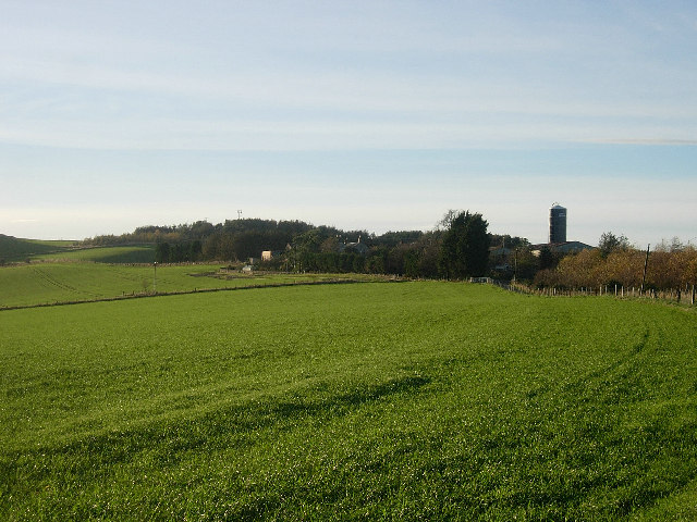 South Straiton farm