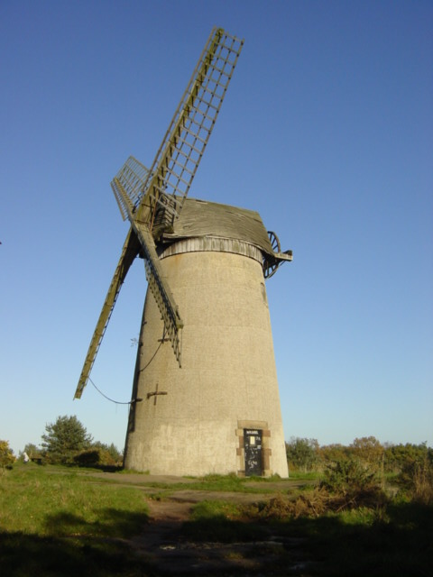 Windmill, Bidston Hill