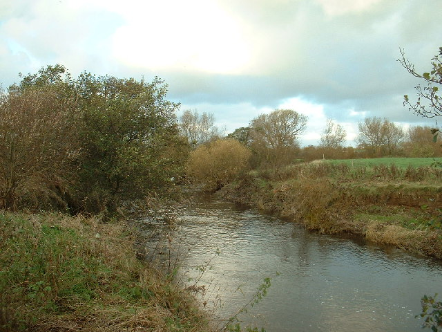 River Wyre, near Garstang