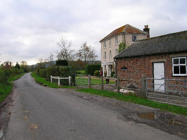 Moor House near Ringmer