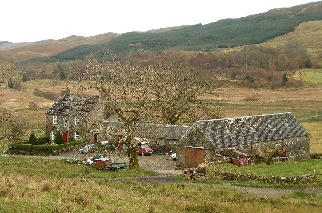 Stroneskaar, Ford, Argyll