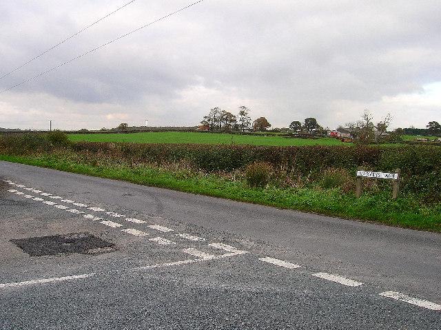 Harveys Lane