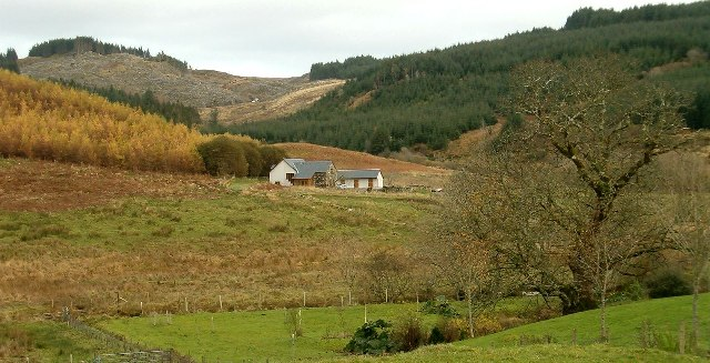 New House at Succoth, Glassary, Argyll