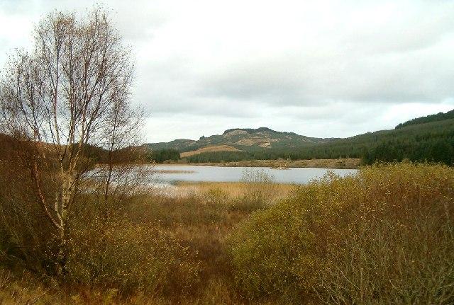 Loch Leathan, Glassary, Argyll