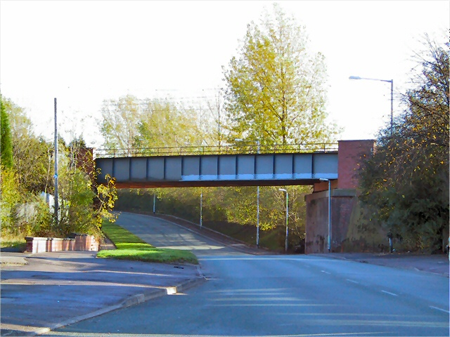 Adswood Railway Bridge
