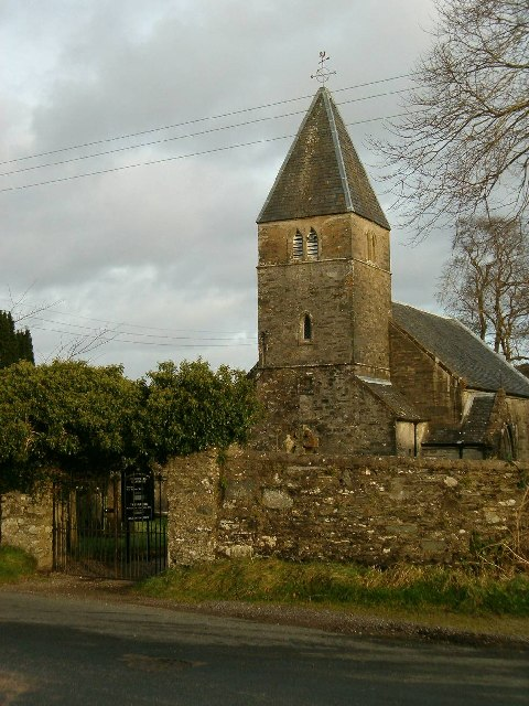 Church at Kilmichael Glassary, Argyll