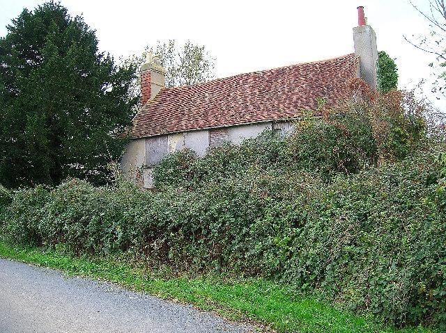Derelict Cottage, Norlington