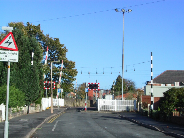 Woodsmoor Level Crossing