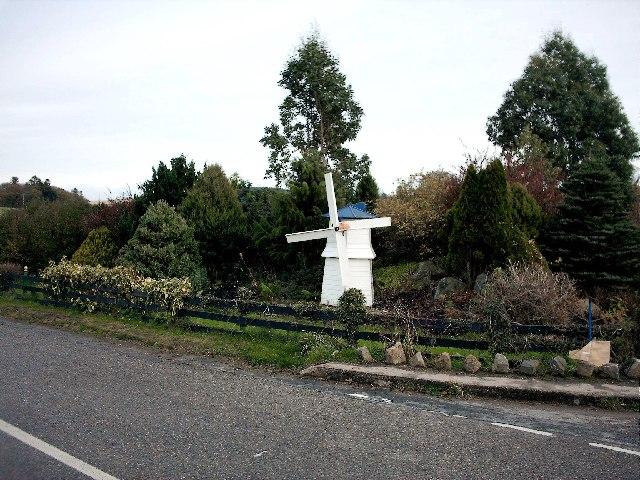 Little Windmill at Berryhillock