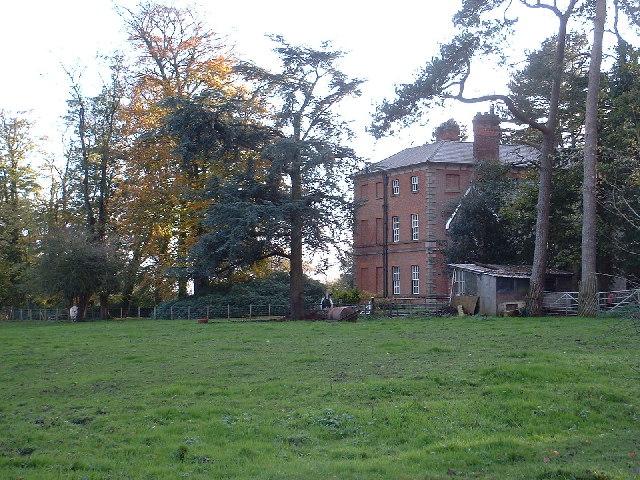 Kirkland Hall, near Churchtown