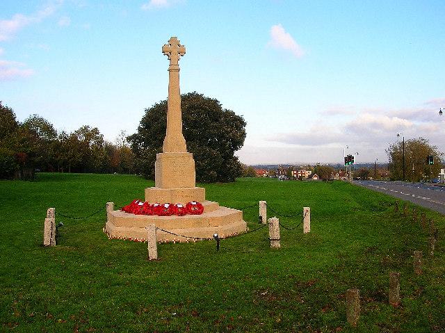 War memorial, Ringmer
