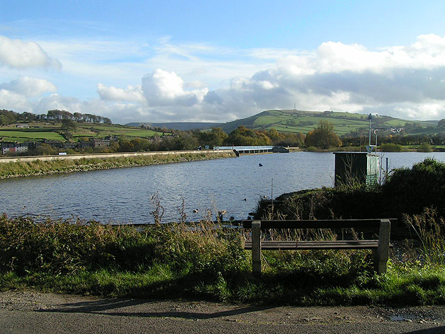 Toddbrook Reservoir (northern end)