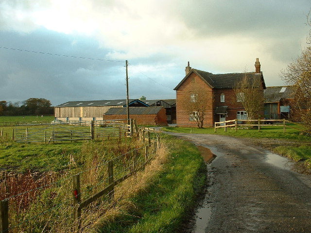 Ainspool House Farm, near Churchtown