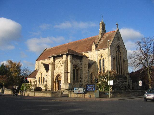 St Paul's, Stroud Road