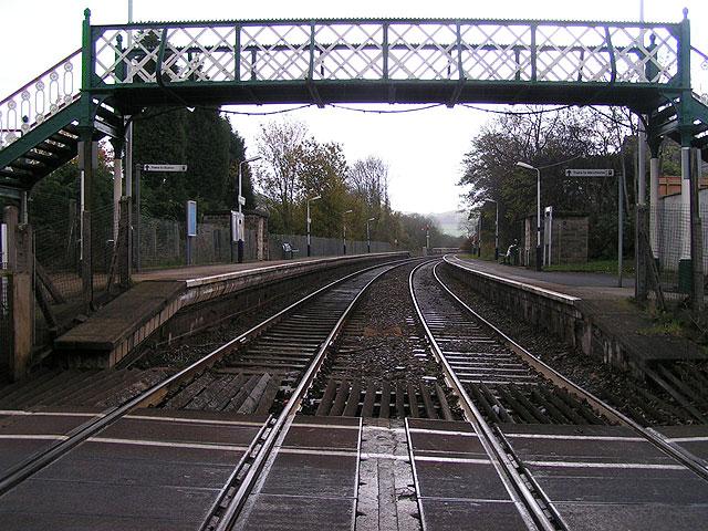 Furness Vale Station