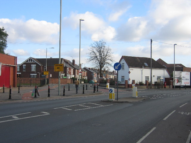 Painswick Road Crossing